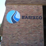 Street View Baton Rouge Signs, Basixco Brick Building Photo - Greater Baton Rouge Signs