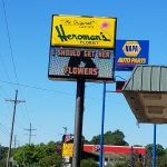 Herman's Florist Electronic Message Board - Greater Baton Rouge Signs