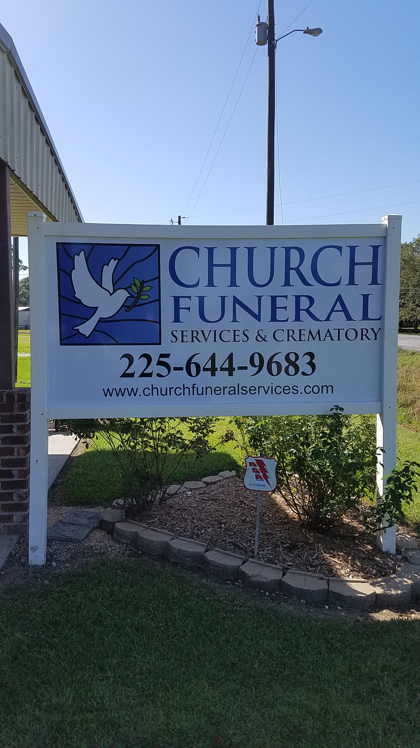 Testimonials Amp References Greater Baton Rouge Signs