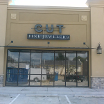 Cut Fine Jewelers Channel Letter Sign - Daytime - Greater Baton Rouge Signs