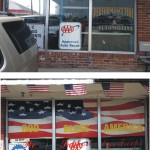 Performance Tire & Automotive Vinyl Graphics - Greater Baton Rouge Signs
