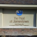 The Pearl at Jamestown Nonlit Letters Signs - Greater Baton Rouge Signs