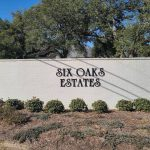 Six Oaks Estates Sign - Greater Baton Rouge Signs
